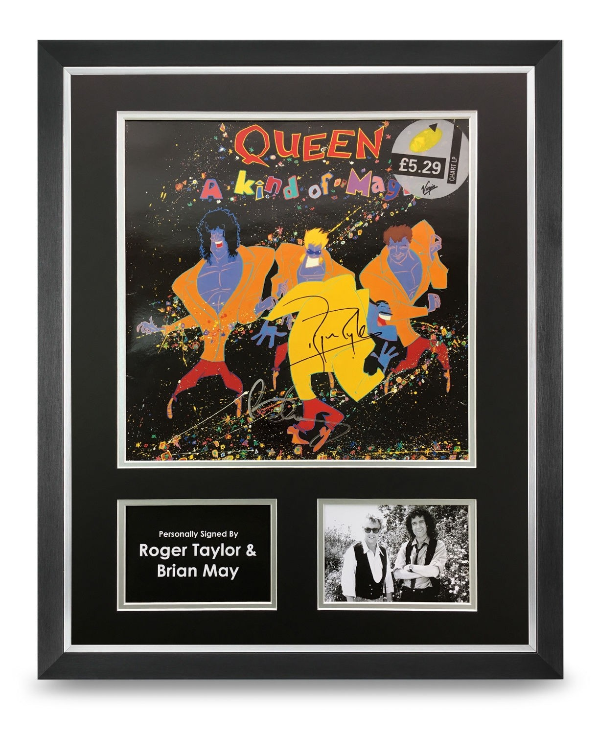 Queen Signed Album
