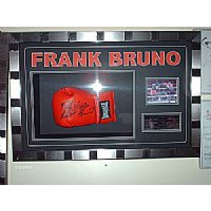 Boxing Glove Framing