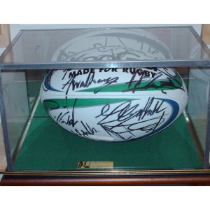 Wallabies Signed Ball