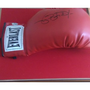 Buster Douglas Signed Glove