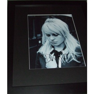 Duffy Autographed Photo