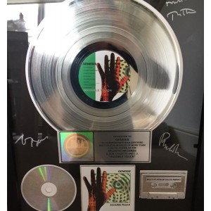Genesis Signed Music Award