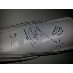 Michael Jackson Signed Shoe