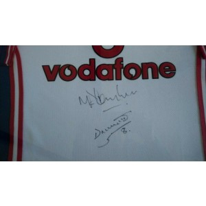 Darren Gough Signed Cricket Shirt