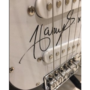 One Direction Signed Guitar