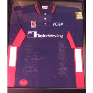 PCA Signed Cricket Shirt