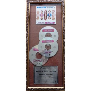 Steps Platinum Disc