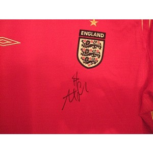 ALAN SMITH SIGNED