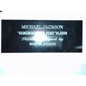 ENGRAVED NAME PLAQUES