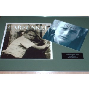 Art Garfunkel Autographed Photo