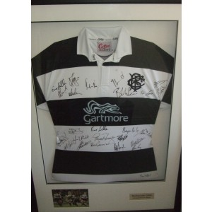 Signed Barbarian Shirt 2004