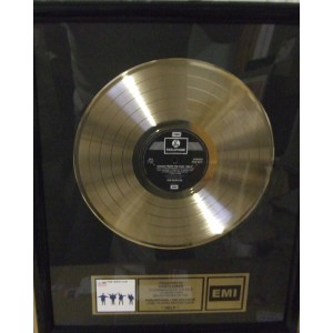 Beatles Gold Disc Help