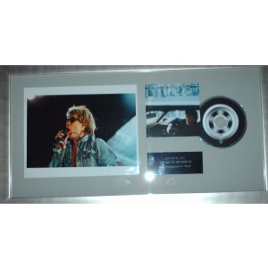 Signed Bon Jovi Photo
