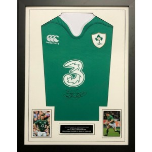 Brian O'Driscoll Signed Rugby Shirt