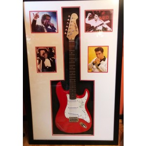 Cliff Richard Signed Guitar