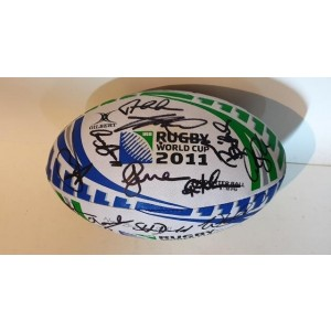 New Zealand  2011 RWC Signed Rugby Ball
