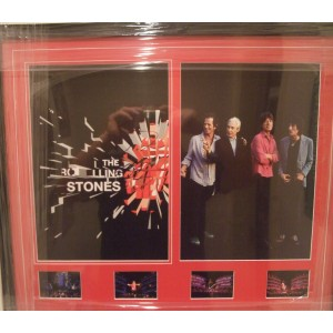 Rolling Stones Signed Tour Programme