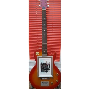 Ronnie Wood Signed Guitar