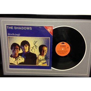Signed Shadows Album