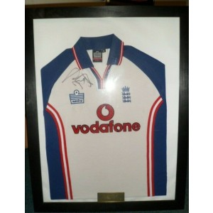 Ian Botham Signed Cricket Shirt