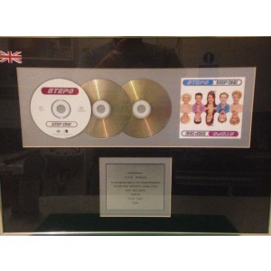 Steps Gold Music Award
