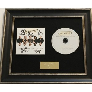 Steps Signed Cd