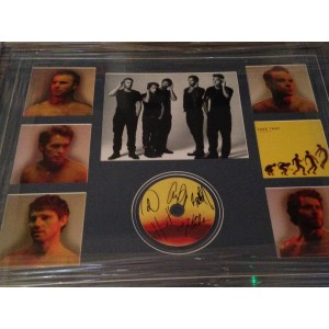 Take That Signed Progress Cd