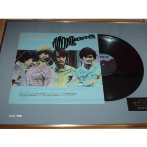 Signed Monkees Album