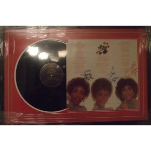 Signed Three DegreesAlbum