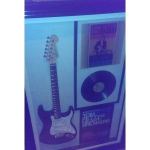 Tom Petty Signed Guitar