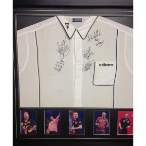 Unicom Signed Darts Shirt