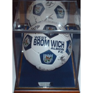 Signed West Brom Ball