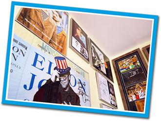 Sports, Music & Film Memorabilia